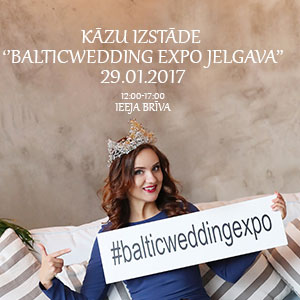 Baltic Wedding Expo Jelgava