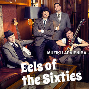 Eels of the Sixties 300x300