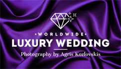 Luxury Wedding Photography by Agris Kozlovskis