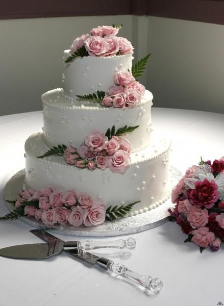 Свадебный торт - это важно!!!